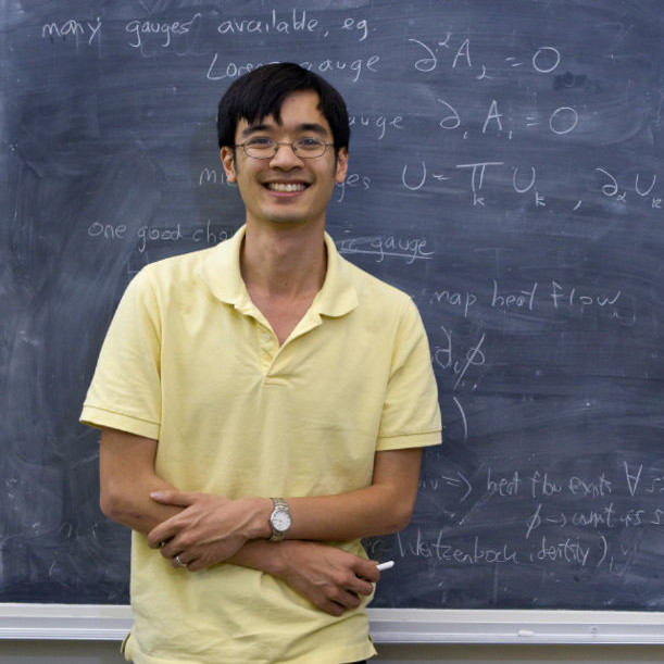 Riemann Prize laureate 2019: Terence Tao